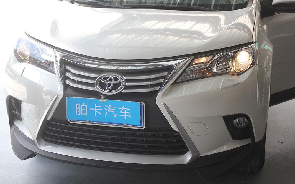 豐田RAV4前位置燈怎麼換燈泡 豐田致炫大燈燈泡型號【汽車時代網】