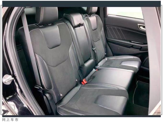 福特新款锐界ST实拍!搭2.7T引擎 8AT,外观造型更运动