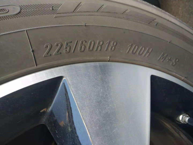 汽车轮胎的几个数字与字母一定要注意,不然很容易爆胎的