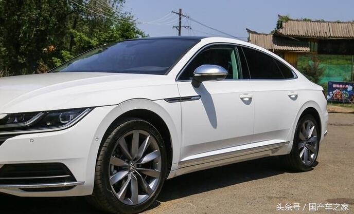 全新一代CC多颜色车身合集,白色依然会是最受欢迎的颜色