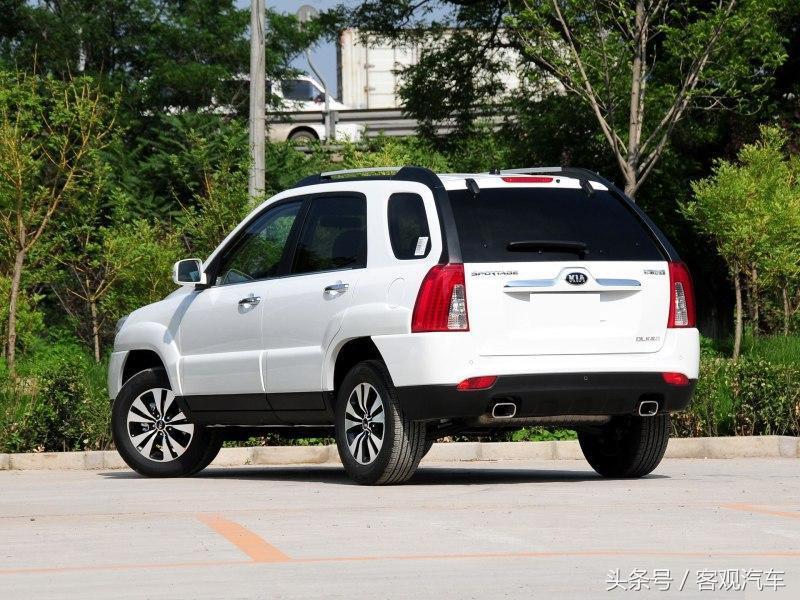 93年就诞生的SUV,曾经比肩RAV4,如今降价5万没人搭理