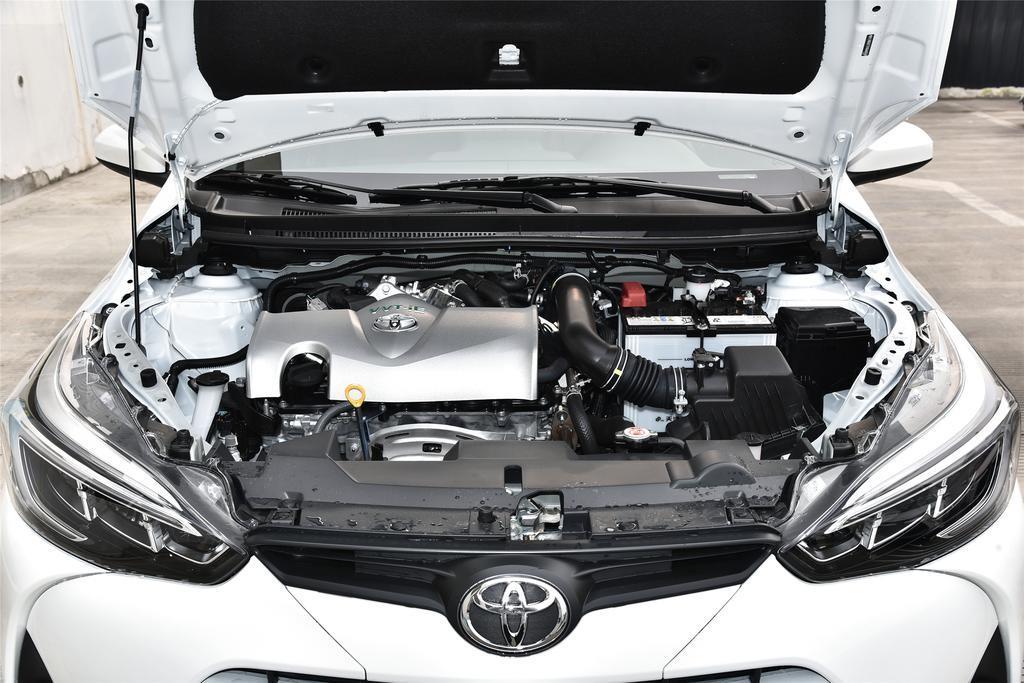定位小型车,轴距2550mm,2020款YARiS L 致享符合预期