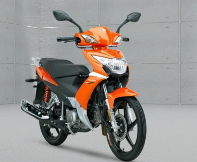 豪爵弯梁110一2D现在卖多少钱 6年的弯梁摩托能卖多少【轿车年代网】