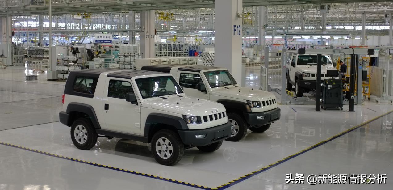 北京40车重多少 BJ40几吨【轿车年代网】