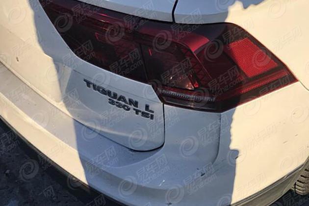 大众途观L 330TSI 2.0T车型曝光 取代现款1.8T/价格不变