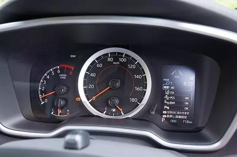 丰田卡罗拉运动版,速度表为什么只有180km/h