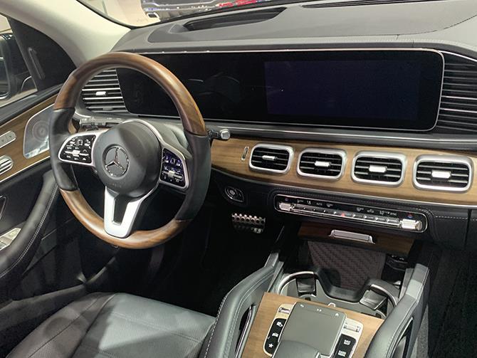 售价103.8万-126.8万元,梅赛德斯-奔驰GLS正式上市