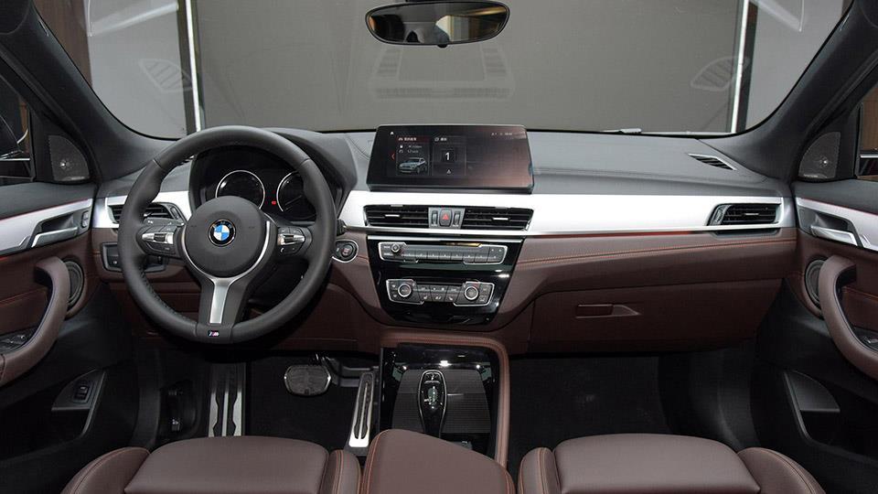 最便宜的宝马4缸SUV,宝马X2选最低配就够了