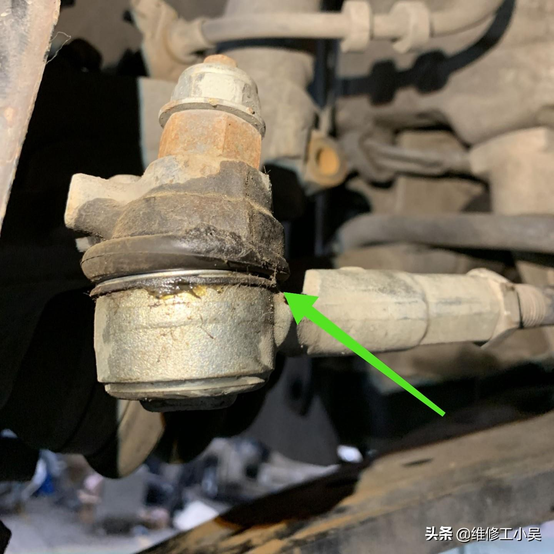 16万公里的大众维修,看着一大堆要换的新零件,车主心疼了