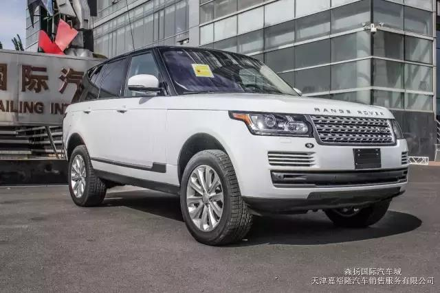 天津港保税区宝马路虎奔驰顶级进口SUV报价