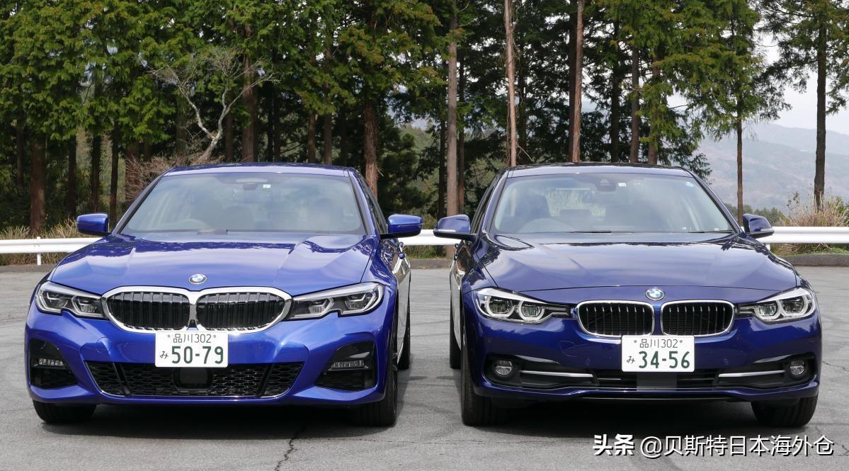 你了解宝马3系320i吗?看看BMW 3系在日本的售价是多少